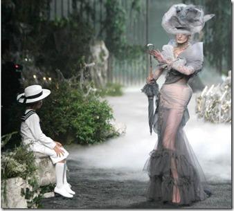 obra de Christian Dior